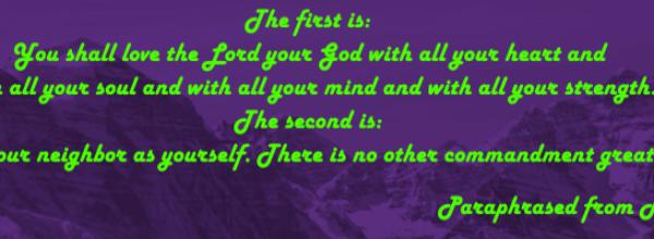 Faith Lutheran Daily Devotions: Day Twelve